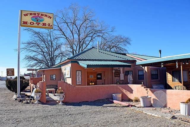 404 1st Street, Magdalena, NM 87825 (MLS #977206) :: Campbell & Campbell Real Estate Services