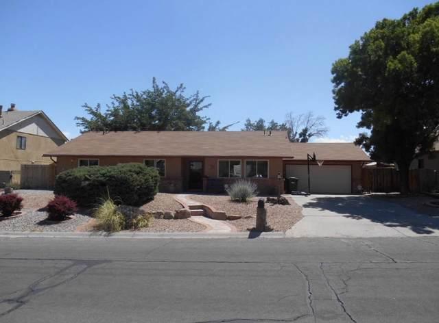 711 Peach Tree Road SE, Rio Rancho, NM 87124 (MLS #977208) :: Sandi Pressley Team