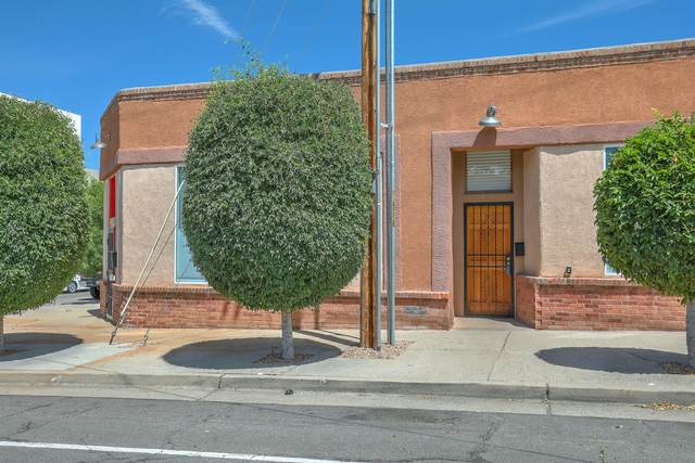 403 Tijeras Avenue NE, Albuquerque, NM 87102 (MLS #977237) :: Berkshire Hathaway HomeServices Santa Fe Real Estate