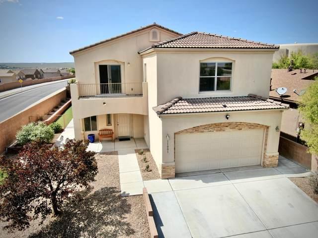 11001 Gladiolas Place NW, Albuquerque, NM 87114 (MLS #977239) :: Berkshire Hathaway HomeServices Santa Fe Real Estate