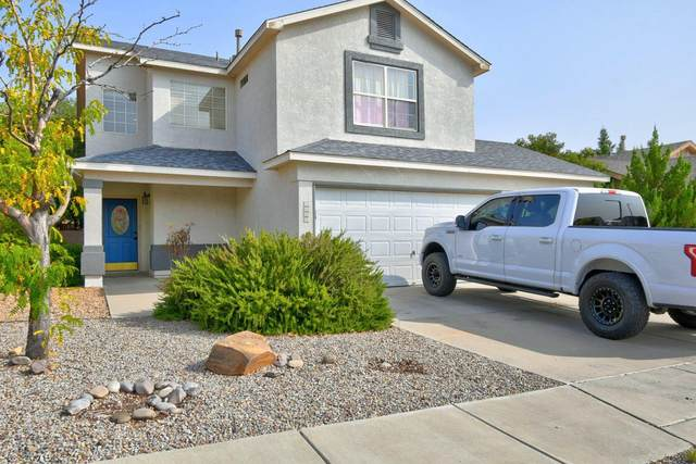 7609 Kentwood Avenue NW, Albuquerque, NM 87114 (MLS #977240) :: The Bigelow Team / Red Fox Realty