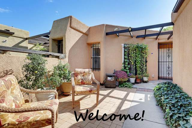 619 Meadow Green Court SE, Albuquerque, NM 87123 (MLS #977296) :: Sandi Pressley Team