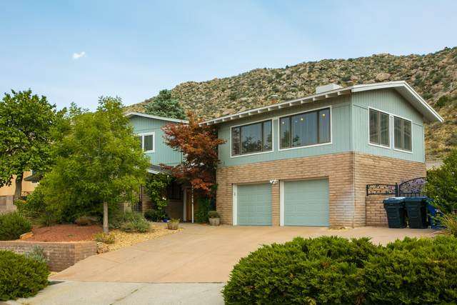 3512 Camino De La Sierra NE, Albuquerque, NM 87111 (MLS #977297) :: Campbell & Campbell Real Estate Services