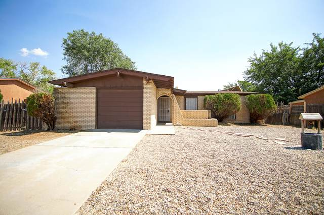 720 Muriel Street NE, Albuquerque, NM 87123 (MLS #977311) :: Berkshire Hathaway HomeServices Santa Fe Real Estate