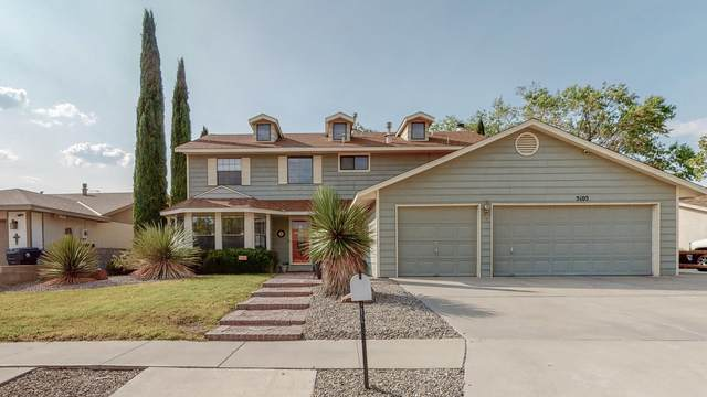 5105 Cordoniz Street NW, Albuquerque, NM 87120 (MLS #977312) :: Campbell & Campbell Real Estate Services