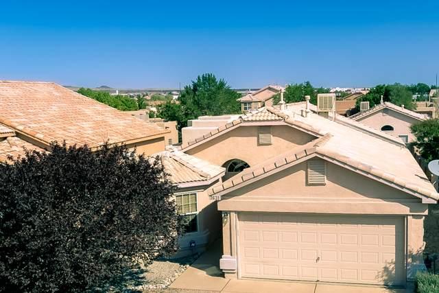 7631 Via Sereno SW, Albuquerque, NM 87121 (MLS #977316) :: Campbell & Campbell Real Estate Services