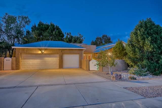 2301 Via Granada Place NW, Albuquerque, NM 87104 (MLS #977319) :: Campbell & Campbell Real Estate Services