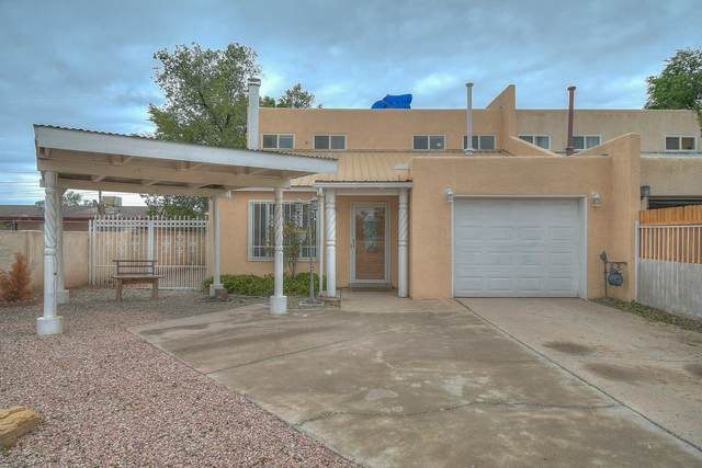 1209 Aztec Road NW, Albuquerque, NM 87107 (MLS #977323) :: Campbell & Campbell Real Estate Services