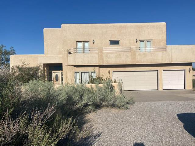 114 Whitetail Road NE, Albuquerque, NM 87122 (MLS #977326) :: The Bigelow Team / Red Fox Realty