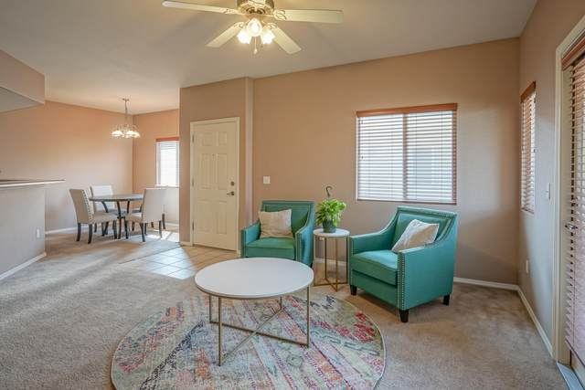 6800 Vista Del Norte Road NE #2027, Albuquerque, NM 87113 (MLS #977336) :: Campbell & Campbell Real Estate Services