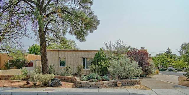 1110 Jefferson Street SE, Albuquerque, NM 87108 (MLS #977337) :: Berkshire Hathaway HomeServices Santa Fe Real Estate