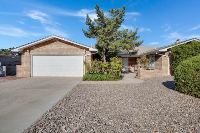 3613 Tewa Court NE, Albuquerque, NM 87111 (MLS #977344) :: Berkshire Hathaway HomeServices Santa Fe Real Estate