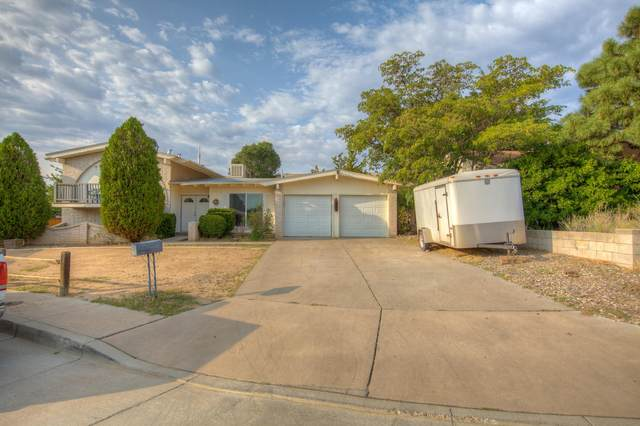 12101 Towner Avenue NE, Albuquerque, NM 87112 (MLS #977346) :: Berkshire Hathaway HomeServices Santa Fe Real Estate