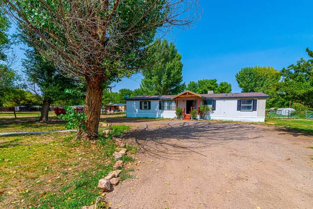 33 Green Valley Lane, Belen, NM 87002 (MLS #977349) :: Sandi Pressley Team