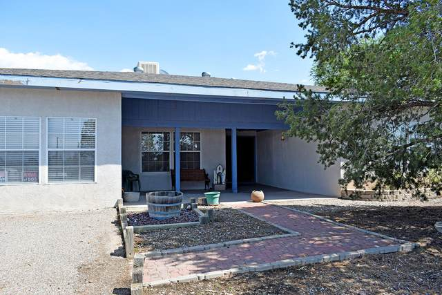 218 Howell Street, Belen, NM 87002 (MLS #977356) :: Sandi Pressley Team