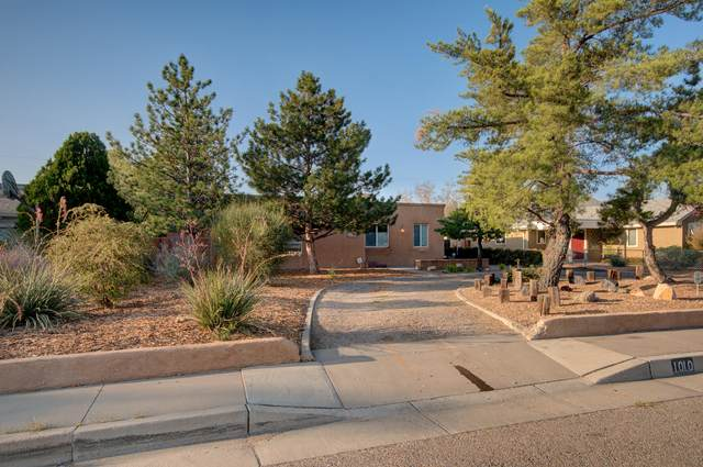 1010 Parkland Place SE, Albuquerque, NM 87108 (MLS #977357) :: Berkshire Hathaway HomeServices Santa Fe Real Estate