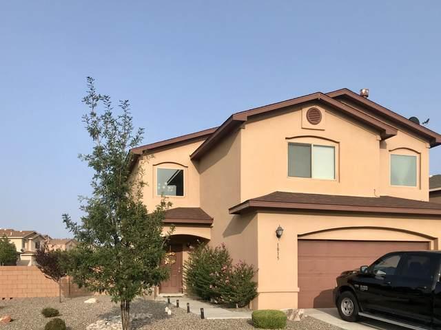 1015 Desert Willow Place NE, Rio Rancho, NM 87144 (MLS #977359) :: HergGroup Albuquerque