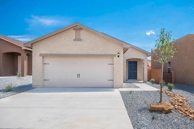 9804 Sacate Blanco Avenue SW, Albuquerque, NM 87121 (MLS #977360) :: Berkshire Hathaway HomeServices Santa Fe Real Estate