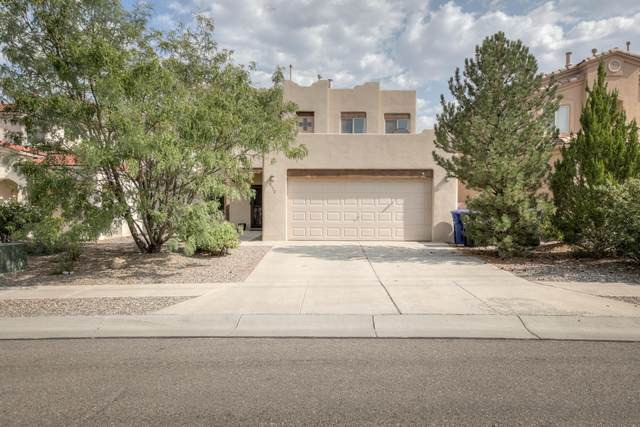 8312 Petosky Street NW, Albuquerque, NM 87120 (MLS #977368) :: Campbell & Campbell Real Estate Services