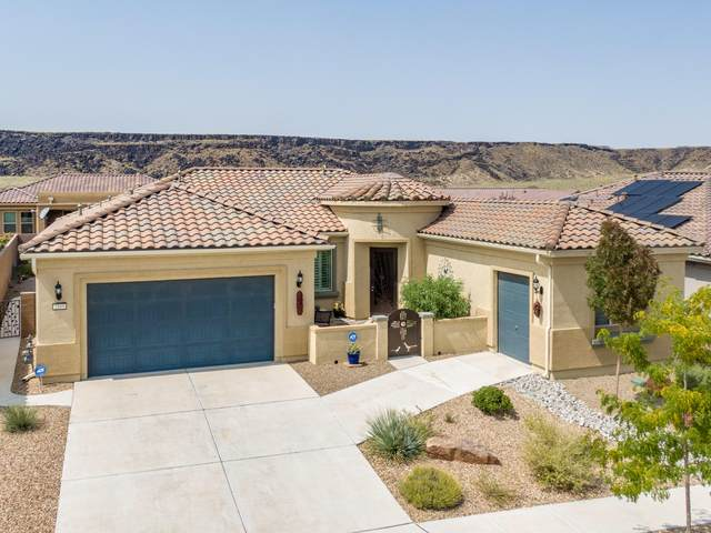 2109 Goose Lake Trail NW, Albuquerque, NM 87120 (MLS #977378) :: Campbell & Campbell Real Estate Services