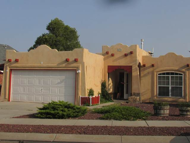 6716 Gleason Avenue NW, Albuquerque, NM 87120 (MLS #977393) :: Campbell & Campbell Real Estate Services