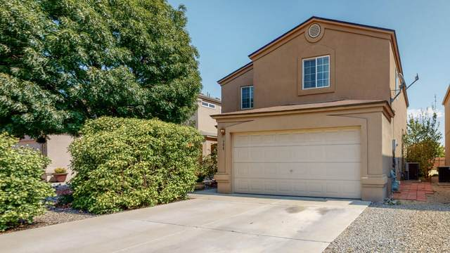 608 Rembert Trail SW, Albuquerque, NM 87121 (MLS #977405) :: Campbell & Campbell Real Estate Services