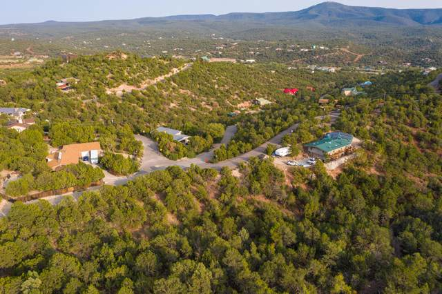 Lot 6 Arrowhead, Tijeras, NM 87059 (MLS #977413) :: Sandi Pressley Team