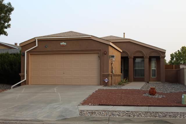 2385 High Desert Circle NE, Rio Rancho, NM 87144 (MLS #977419) :: Sandi Pressley Team