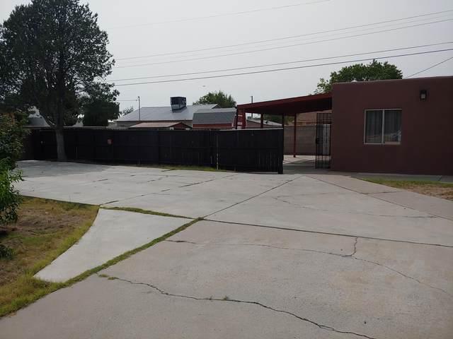 359 57TH Street NW, Albuquerque, NM 87105 (MLS #977438) :: Sandi Pressley Team