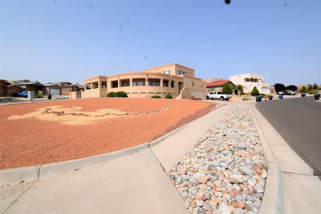 9907 Caddie Street NW, Albuquerque, NM 87114 (MLS #977443) :: Sandi Pressley Team