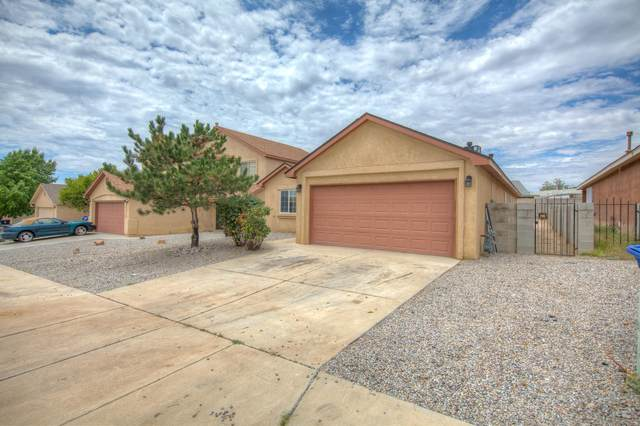 1209 Gem Court SW, Albuquerque, NM 87121 (MLS #977447) :: The Bigelow Team / Red Fox Realty