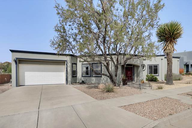 401 Narcissus Place SE, Albuquerque, NM 87123 (MLS #977449) :: Sandi Pressley Team
