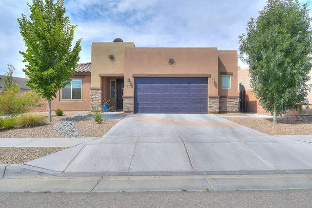 5008 San Adan Avenue NW, Albuquerque, NM 87120 (MLS #977462) :: The Bigelow Team / Red Fox Realty
