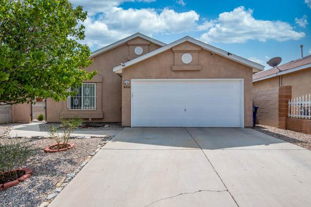 8420 Black Stallion Road SW, Albuquerque, NM 87121 (MLS #977463) :: The Bigelow Team / Red Fox Realty