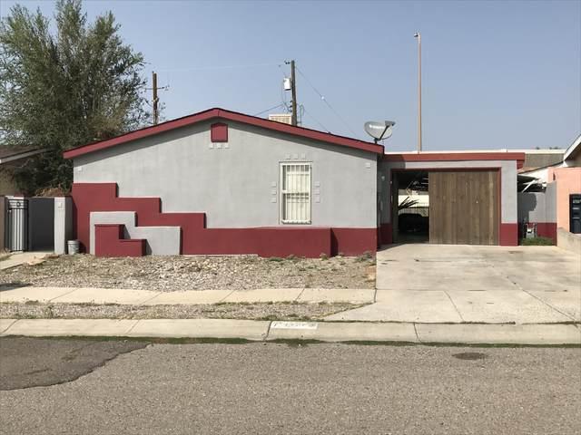 11305 Shadow Mountain Road NE, Albuquerque, NM 87123 (MLS #977467) :: Sandi Pressley Team