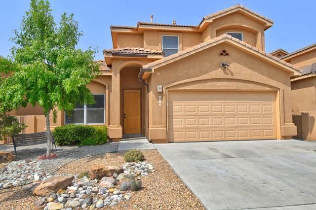 6243 Zaltana Road NW, Albuquerque, NM 87120 (MLS #977470) :: Sandi Pressley Team