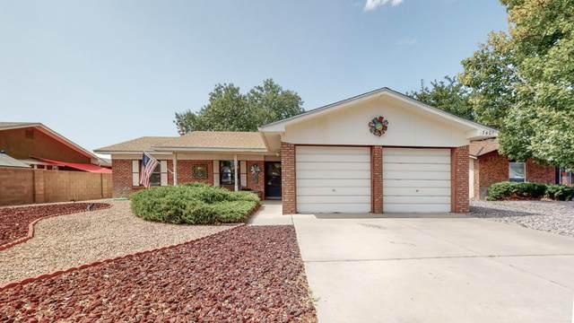 7401 Mayflower Road NE, Albuquerque, NM 87109 (MLS #977472) :: Sandi Pressley Team