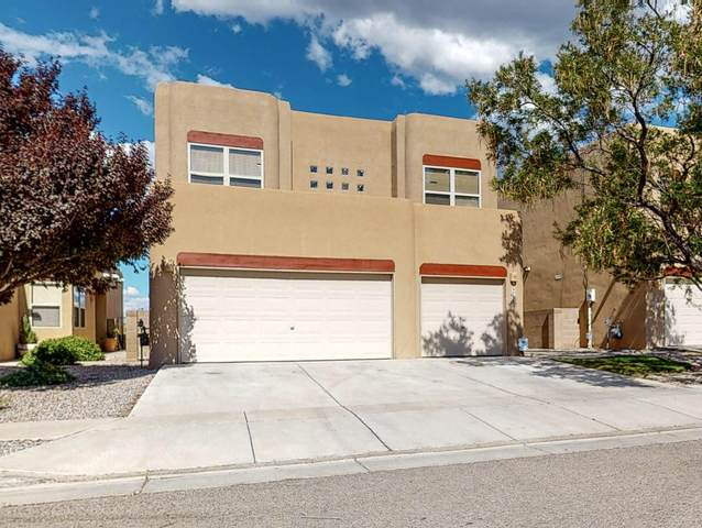 9736 Calle Chamisa NW, Albuquerque, NM 87114 (MLS #977554) :: Berkshire Hathaway HomeServices Santa Fe Real Estate