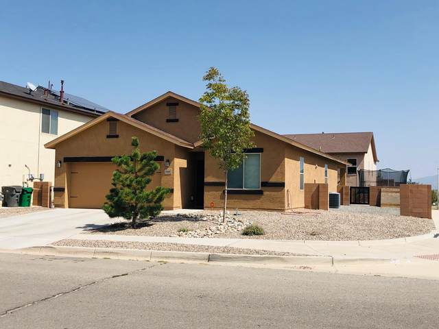 1810 Buckskin Loop NE, Rio Rancho, NM 87144 (MLS #977566) :: Berkshire Hathaway HomeServices Santa Fe Real Estate