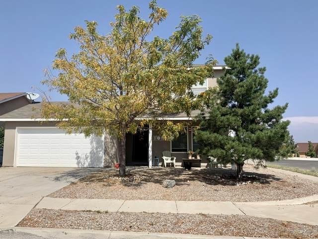 5749 Pinon Grande Road NW, Albuquerque, NM 87114 (MLS #977575) :: Berkshire Hathaway HomeServices Santa Fe Real Estate