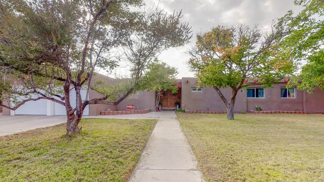 1215 Dakota Street SE, Albuquerque, NM 87108 (MLS #977589) :: Berkshire Hathaway HomeServices Santa Fe Real Estate