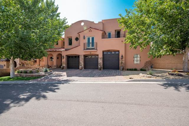 1009 C De Baca Lane, Bernalillo, NM 87004 (MLS #977591) :: Sandi Pressley Team