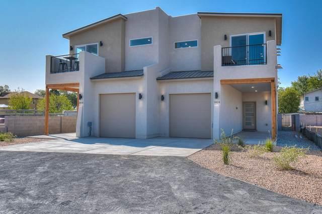 1404 Mountain Road NW, Albuquerque, NM 87104 (MLS #977656) :: HergGroup Albuquerque