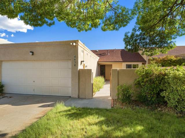 4638 Fairfax Drive NW, Albuquerque, NM 87114 (MLS #977658) :: Sandi Pressley Team
