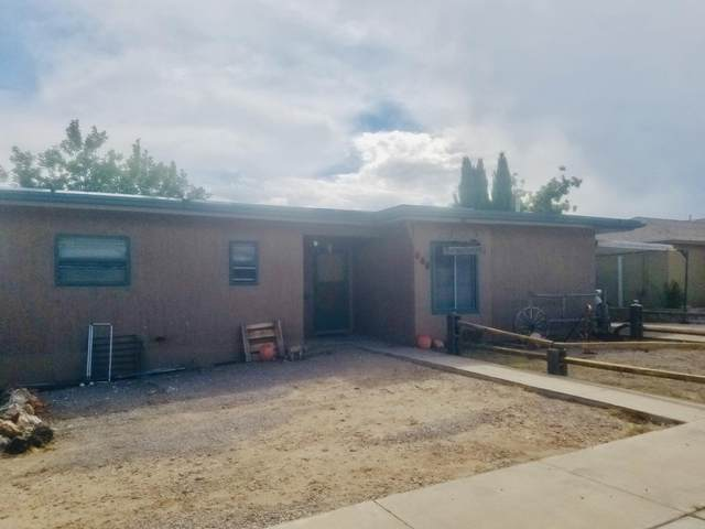 412 W 9TH Street, Truth or Consequences, NM 87901 (MLS #977703) :: Campbell & Campbell Real Estate Services