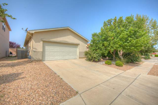 3109 W Meadow Drive SW, Albuquerque, NM 87121 (MLS #977710) :: The Buchman Group