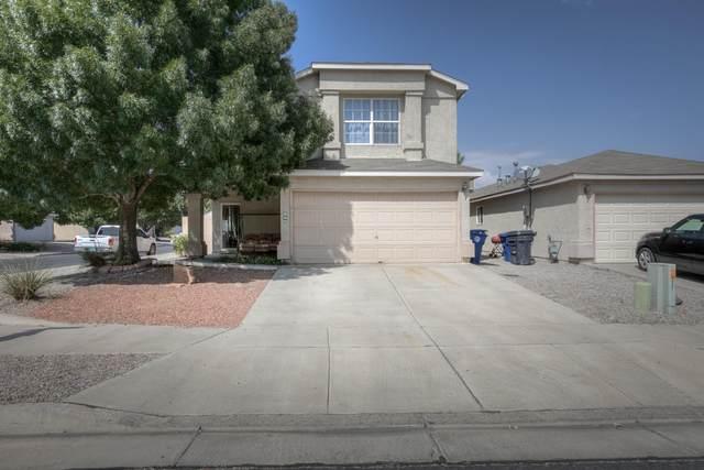 8119 Vista Serena Lane SW, Albuquerque, NM 87121 (MLS #977712) :: The Buchman Group