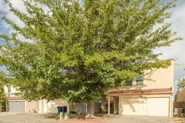 7320 Armand Road NW, Albuquerque, NM 87120 (MLS #977713) :: The Buchman Group