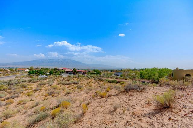 Kim Road NE, Rio Rancho, NM 87144 (MLS #977714) :: The Buchman Group