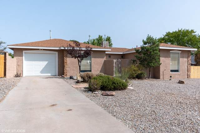 3807 Rose Circle SE, Rio Rancho, NM 87124 (MLS #977785) :: Campbell & Campbell Real Estate Services